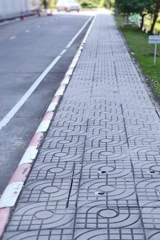 Chodząca ulica drogi