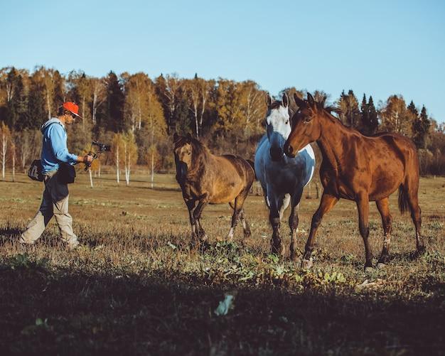 Chodzenie konno