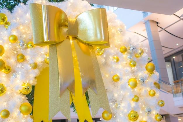 Choinka i dekoracje