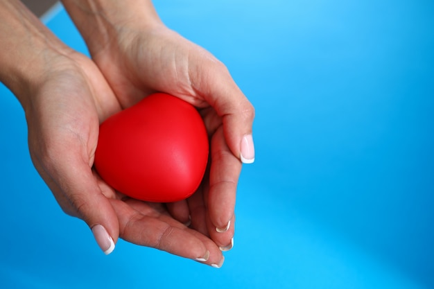 Choroba serca i uratować życie koncepcji
