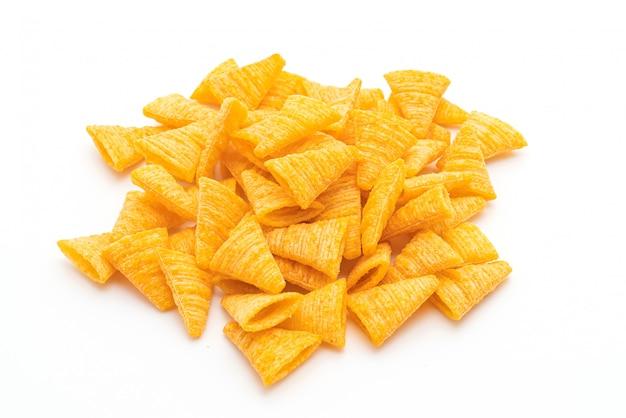Chrupiąca przekąska kukurydziana