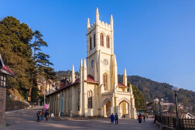 Chrystus kościół, shimla