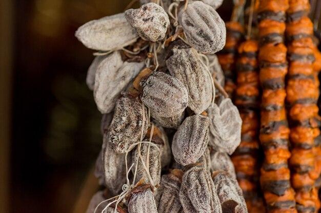 Churchkhela narodowy orientalny słodycz