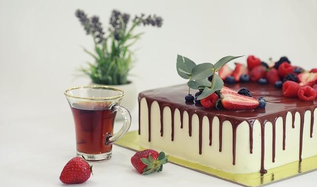 Ciasta o smaku cukierniczym na wakacje i normalne śniadanie