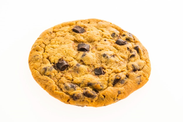 Ciasteczka czekoladowe i bity