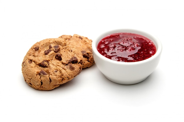 Ciasteczka i dżem