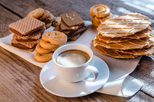 Ciasteczka maślane i migdałowe