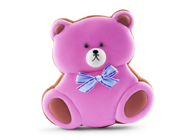 Ciasteczka w kształcie niedźwiadka