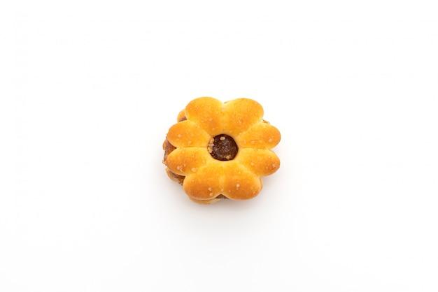 Ciastka z dżemem ananasowym
