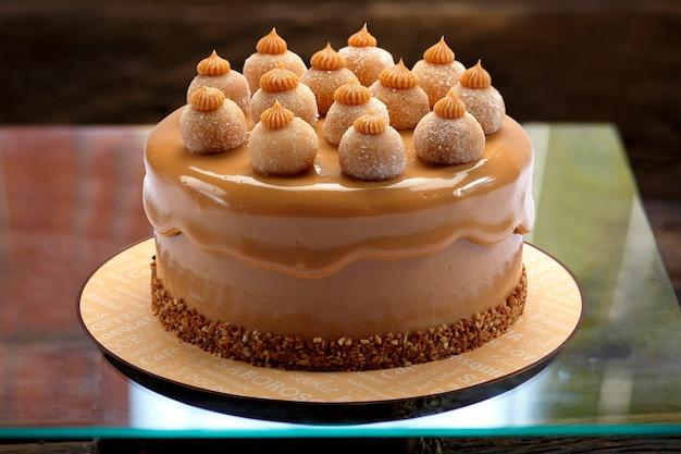 Ciasto mleczne z pokrywką słodkie