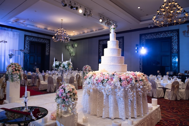 Ciasto na wesele