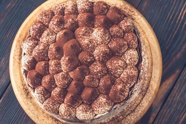 Ciasto naleśnikowe tiramisu