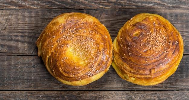 Ciasto narodowe azerbejdżanu, qogal