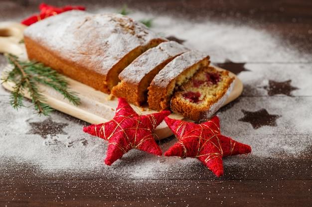 Ciasto świąteczne makowe
