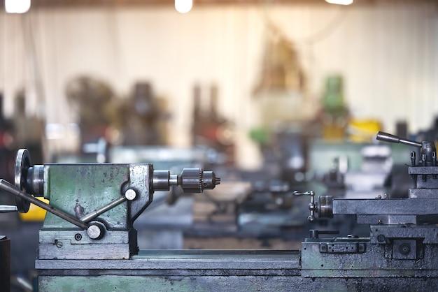 Cięcie technologii obróbki metali.