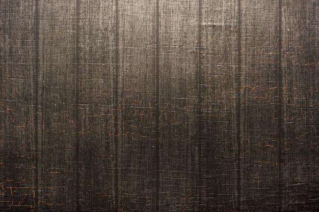 Ciemna drewniana podłoga