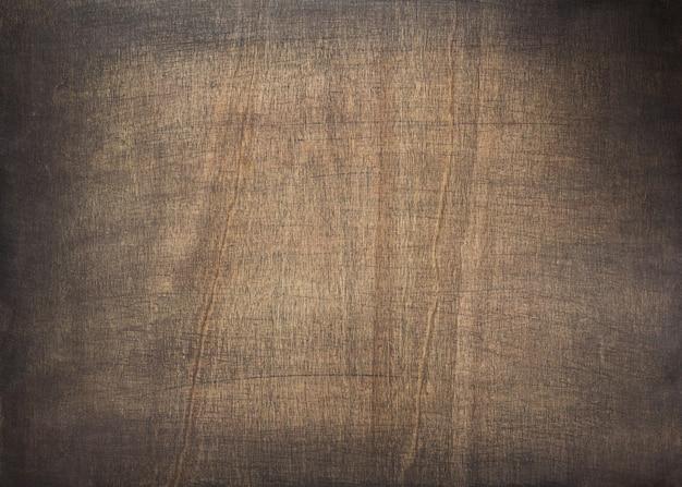 Ciemna sklejka drewniana tekstura tła