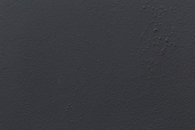 Ciemna szara betonowa ściana z brudnym tłem - wizerunek.