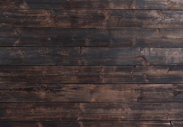 Ciemne drewniane tła