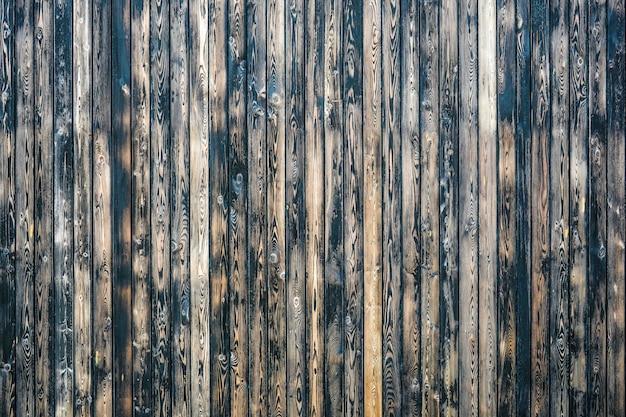 Ciemne tło drewniane, stary tekstura drewna.