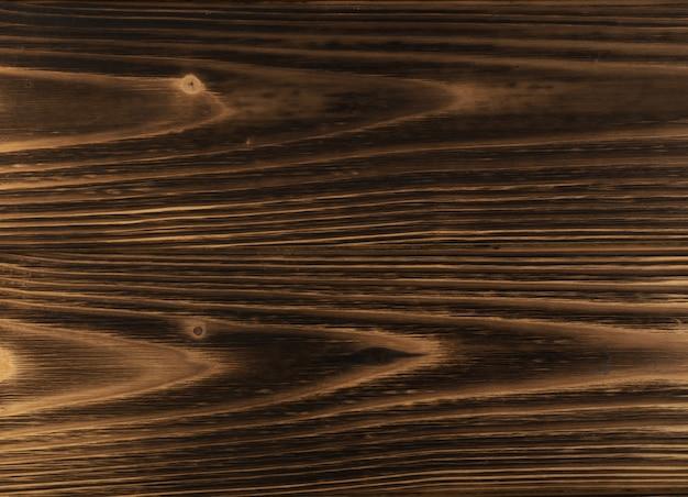 Ciemne tło spalonego drewna