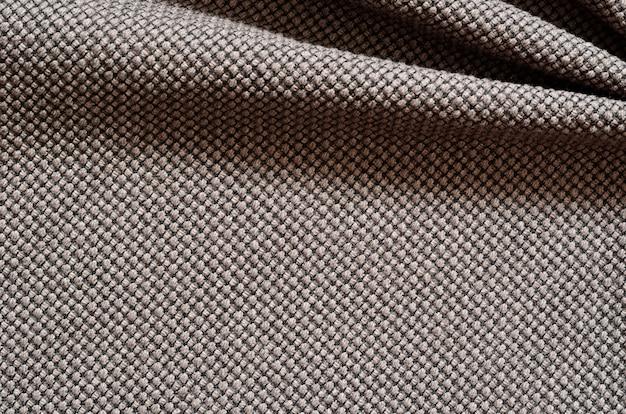 Ciemne tło włókienniczych z zakładkami
