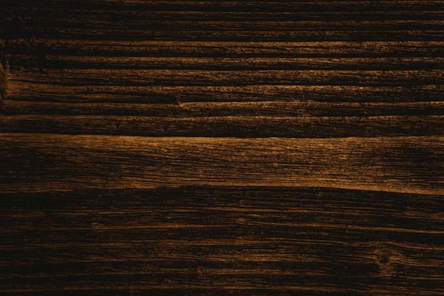 Ciemnobrązowa drewniana tekstura z naturalnym pasiastym tłem