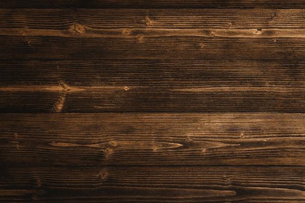 Ciemnobrązowa struktura drewna