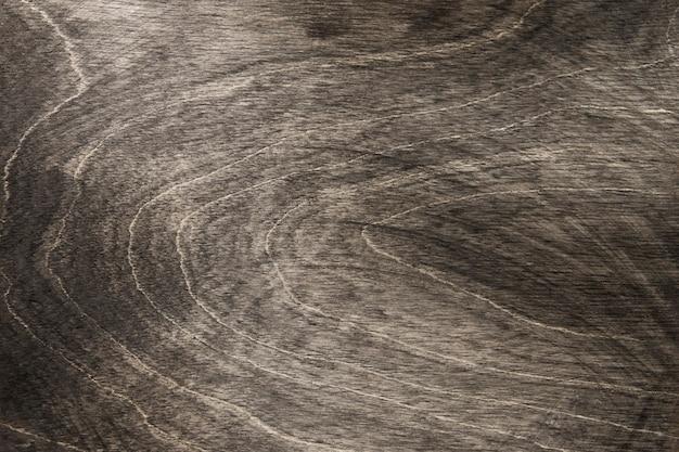 Ciemnobrązowa tekstura drewna