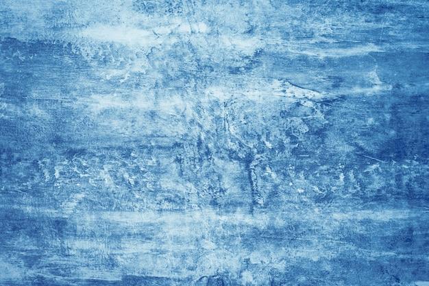 Ciemnoniebieski szablon z gradientem.