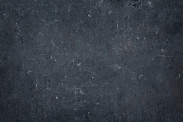 Ciemnoszara betonowa kamienna tekstura.