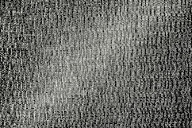 Ciemnoszara tkanina tekstylna teksturowana tło