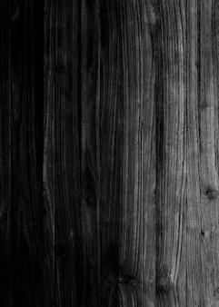 Ciemnoszare drewniane teksturowane tło