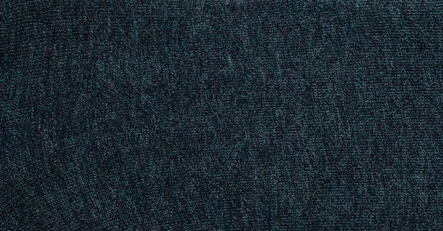 Ciemnozielone tło tekstury tkaniny