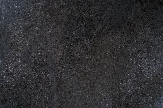 Ciemny czarny szary kamień. stół. ujemne miejsce, widok z góry copyspace