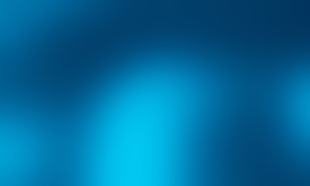 Ciemny gradient niebieskim tle.