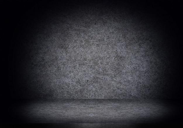 Ciemny kamień tekstury pokój wyświetlacz produktu szablon tła