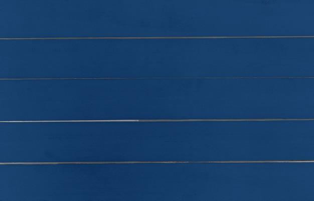 Ciemny klasyczny niebieski drewniany