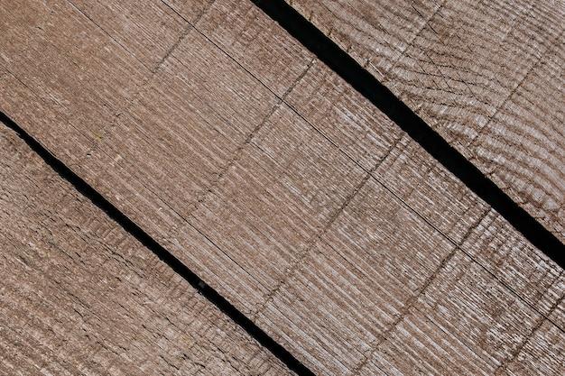 Ciemny las. drewniane tekstury tła makieta tła