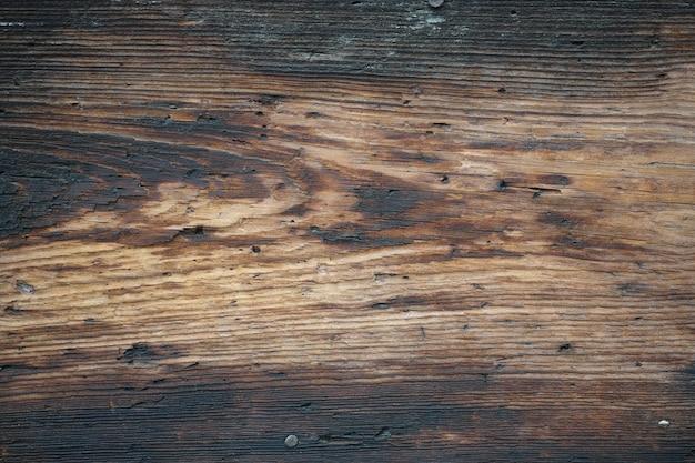 Ciemny stare drewno