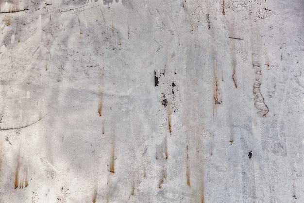 Ciemny szary zardzewiały metal tekstury tła. efekt vintage.