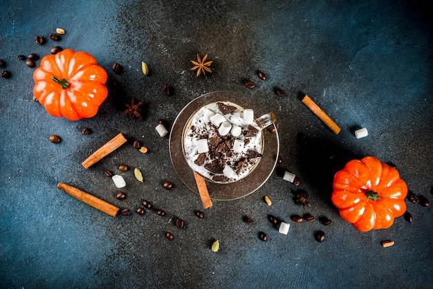 Ciepłe napoje jesienno-zimowe