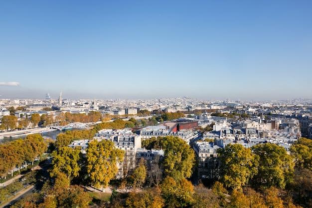 Cityscape z paryża
