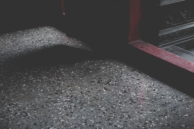 Close-up wejście do budynku