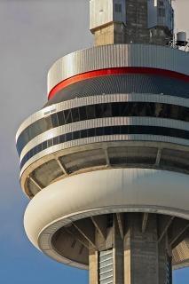 Cn tower w toronto