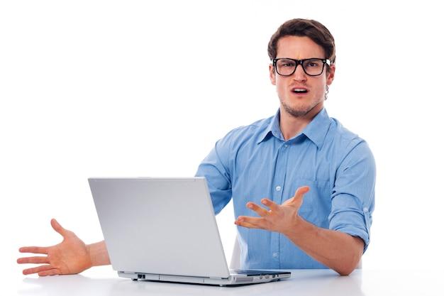 Co się dzieje z tym komputerem?