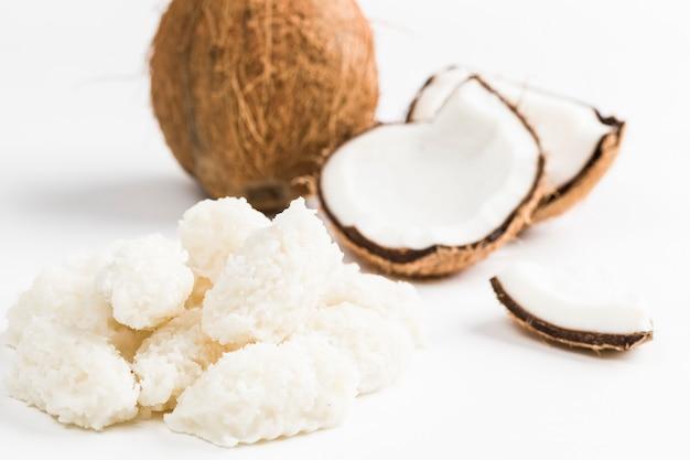 Cocada, (słodycz kokosowa) typowa brazylijska słodycz.