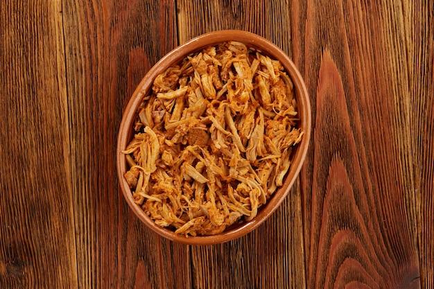 Cochinita pibil comida tipica mexicana