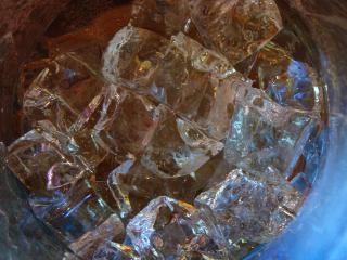 Cola lód