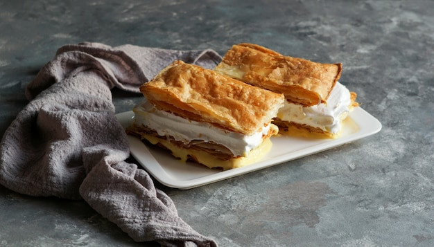Costrada lub millefeuille